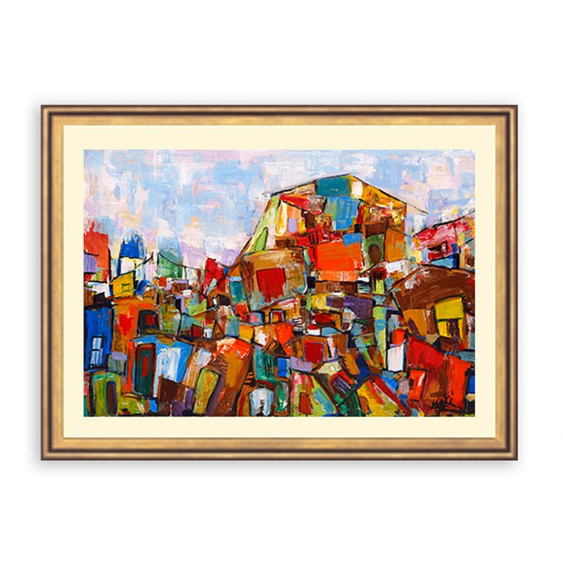 AbstractBuildings-25×35-9500