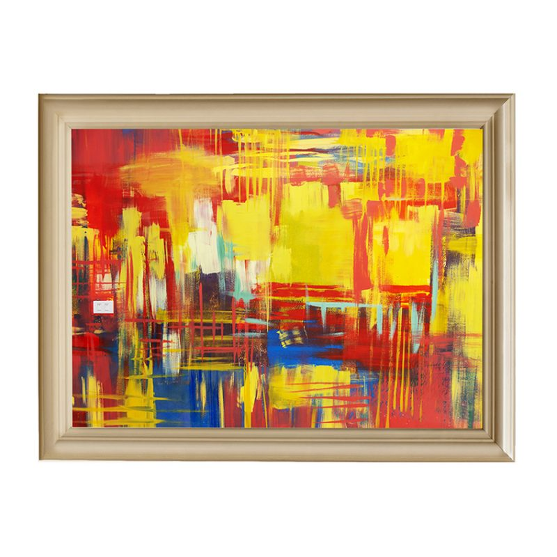 Abstract Colours -26×36-9500-a