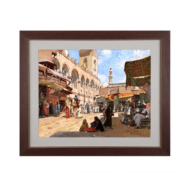 Cairo Bazar-33×41-15000