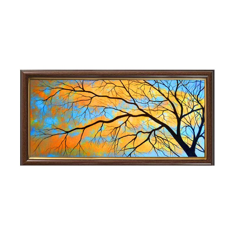 Yellow Automn Tree-20×38-15000