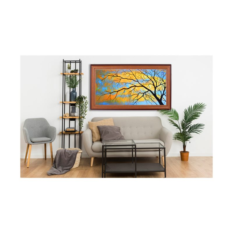 Yellow Automn Tree-24×55-25000-Ad